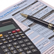 T1 Form - Taxable benefits for employees.