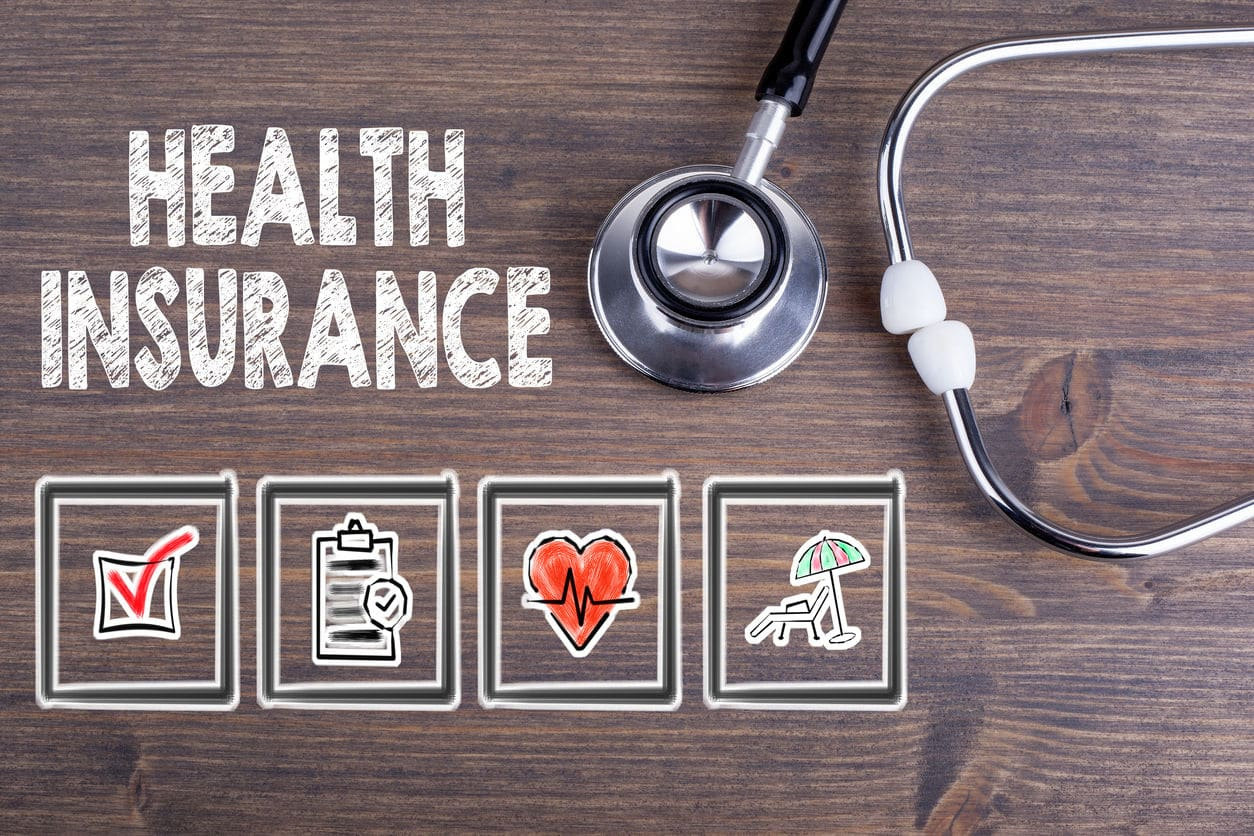 Health Insurance check boxes - Benefit Strategies Inc