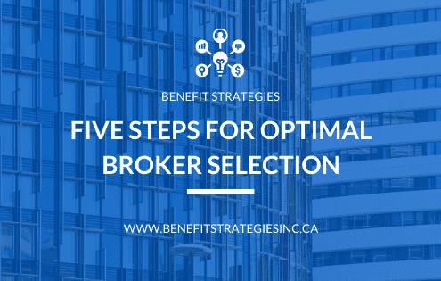 5 steps for Optimal Broker Selection